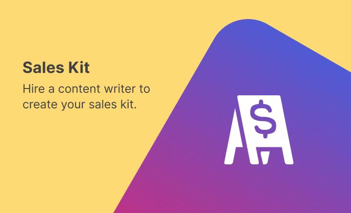 Sales Kits