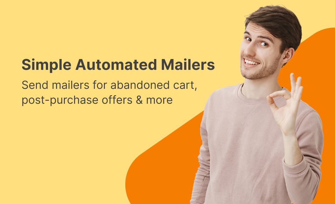 Simple Automated Mailers