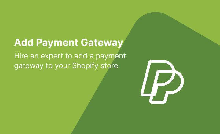 Payment Gateway Setup