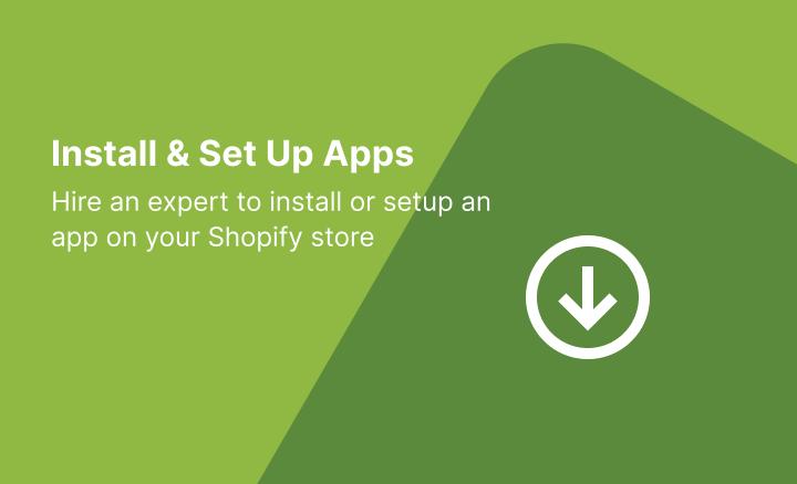 App Installation Setup